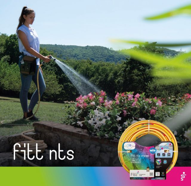 Did you know that the NTS (No Torsion System) technology was invented by FITT in the 1990s and is now recognized worldwide? Goodbye knots and twists: this is the secret of its success! Guaranteed malleability, flexibility and strength.  #FITT #FITTGardeningIdeas #FITTNTS #alwayswithyou  #gardeninglife #watering #citygardening #gardeningtips #gardeninglove #gardeningisfun #gardeningismytherapy #gardeningknowhow #gardeninggoals #gardeningmeakesmehappy