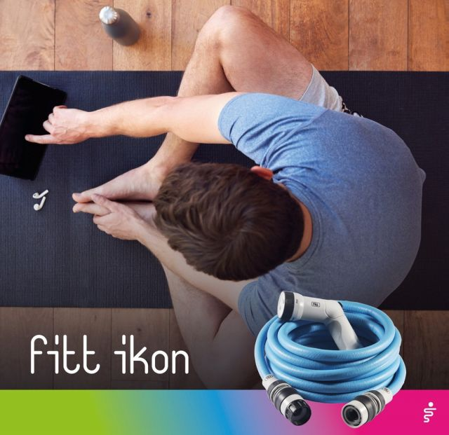 Release your body and mind. 💆 Breathe in positivity and embrace nature. 🍃 With FITT Ikon everything is lighter! 👉https://bit.ly/3Bs8beG  #FITT #FITTIkon #coloryourpassion #FITTIkonexetendablehose #extendablehose #gardeningtips #meditation #selfcare #natureconnection