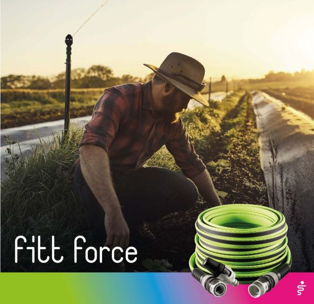 FITT Force, your ally in both the #flowergarden and the #extendedvegetablegarden. A reliable partner, ready to face every #green challenge...even the most insidious!  #FITT #FITTgardeningIdeas #FITTForce #gardeninglife #gardenvegetables