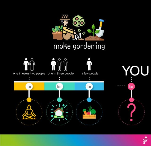 The calming and in some ways therapeutic effects of taking care of our green spaces is well known: a 2019 study by Nomisma shows that almost one in two enthusiasts practice gardening to relax, to be in the open air and in contact with nature, one in three to improve their home, and a small percentage to produce fruit and vegetables for their own consumption. 🌱👩🌾 And you, what is your reason for gardening? Tell us in the comments!  #FITT #FITTgardeningIdeas #watering #gardeninspiration #gardeningtips #gardeninglife #gardengoals #PlantParenthood #HouseplantClub