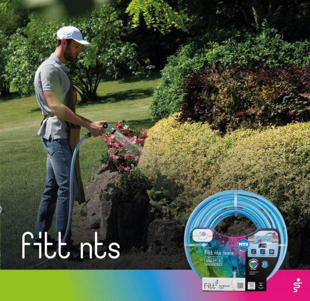 You have come back from your summer holidays and realized that you have left FITT NTS in the sun? 🌞 No problem! Its special anti-UV formulation, combined with the anti-algae layer, protects the hose from all weather conditions. 👉 https://bit.ly/3oKOgm4  #FITT #FITTGardeningIdeas #FITTNTS #gardeninglife #watering #gardeningtips #gardeninglife #gardeninglove #gardeningisfun #gardeningismytherapy #gardeningknowhow #gardeninggoals #gardeningmeakesmehappy