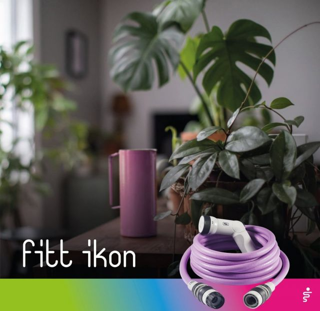 And if space is limited and there is no terrace, why not give to your little green corner the freedom to grow within the house walls? 🏡🌷 Bring your little urban jungle to life with plants everywhere: in the bathroom and kitchen, in the entrance hall and near windows, where they will be able to flourish, turning apartments into actual domestic jungles.  With FITT Ikon you can water your plants safely even inside your home! 👉 https://bit.ly/3Bs8beG  #FITT #FITTIkon #FITTcoloryourlife #gardeningtips #homeplants #homeplantsdecor #urbanjungle #urbanjunglebloggers